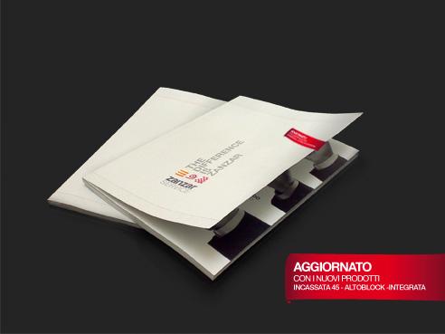Nuovo Catalogo Zanzar Servize 2011
